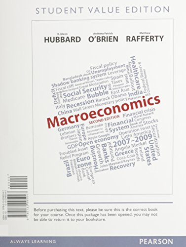 9780132995047: Macroeconomics, Student Value Edition (2nd Edition)
