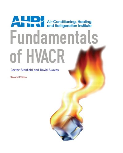 9780132995221: Fundamentals of HVACR Plus NEW MyHVACLab with Pearson eText -- Access Card Package (2nd Edition)