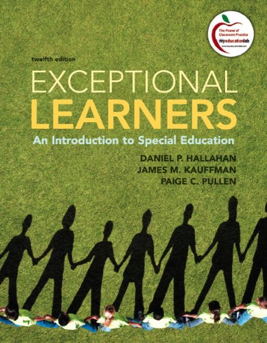 9780132995337: Exceptional Learners: An Introduction to Special Education Plus NEW MyEducationLab with Pearson eText -- Access Card Package (12th Edition)