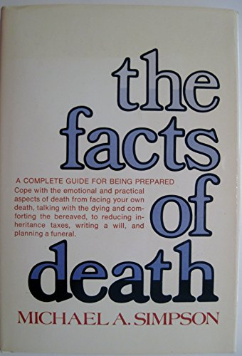 9780132996365: Facts of Death (A Spectrum book)