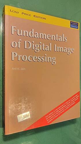 9780132996785: Fundamentals Digital Image Processing