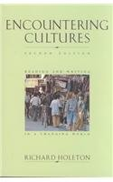 9780132998277: Encountering Cultures: Reading and Writing in a Changing World (2nd Edition)