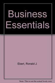 9780132998840: Business Essentials