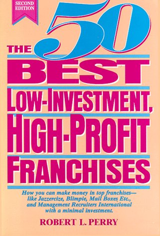 9780133003932: Fifty Best Low Invest High Profit Franchise