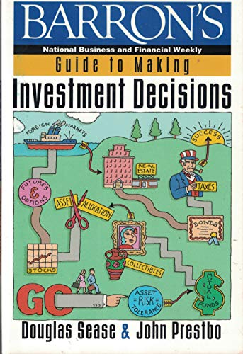 9780133004359: Barron's Guide to Making Investment Decisions