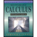 9780133005837: Multivariable Calculus With Analytic Geometry