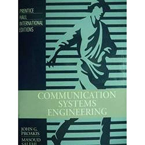 9780133006254: Communication Systems Engineering