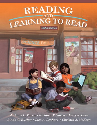 9780133007503: Reading and Learning to Read Plus NEW MyEducationLab with Pearson eText -- Access Card Package (8th Edition)