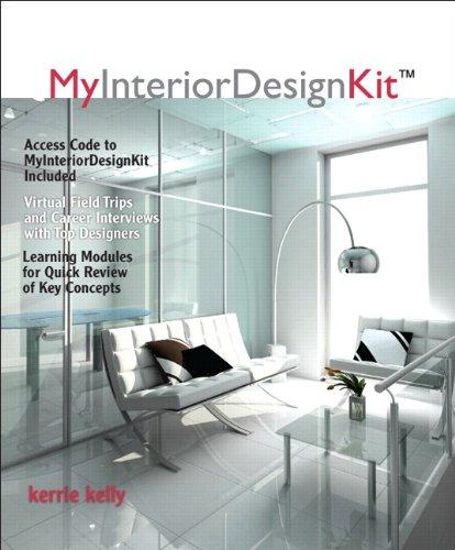 9780133012095: Companion Book for MyInteriorDesignKit Plus MyInteriorDesignKit with Pearson eText -- Access Card Package