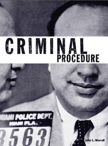 9780133013085: Criminal Procedure (Justice Series) Plus MyCrimeKit -- Access Card Package (The Justice Series)