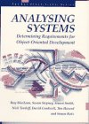 9780133014334: Analyzing Systems: Determining Requirements for Object-Oriented Development (Bcs Practitioner)