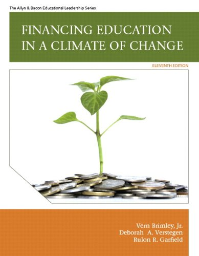 9780133015478: Financing Education in a Climate of Change Plus MyEdLeadershipLab with Pearson eText -- Access Card Package (11th Edition)