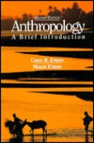 9780133015577: Anthropology: A Brief Introduction
