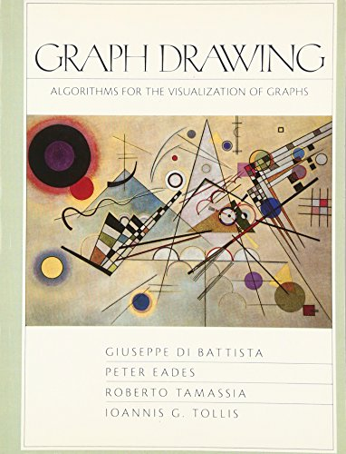 9780133016154: Graph Drawing: Algorithms for the Visualization of Graphs