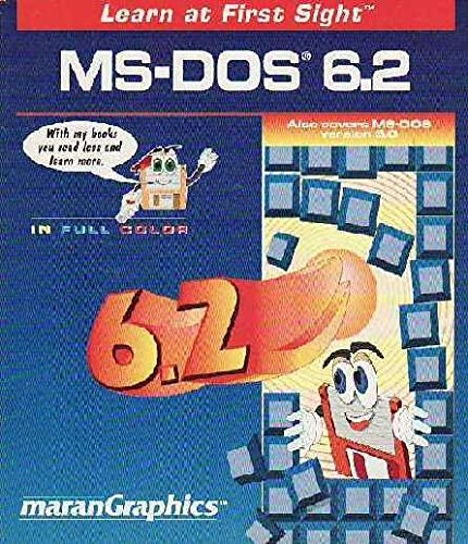 Marangraphics Learn at First Sight MS-DOS 6.2: Richard Maran