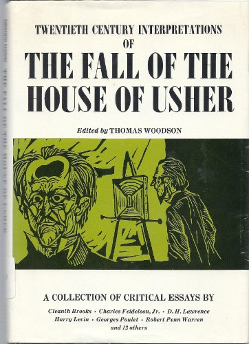 9780133017397: Fall of the House of Usher (20th Century Interpretations)