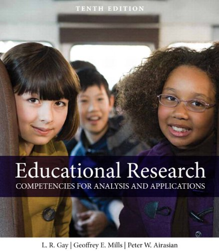 9780133018011: Educational Research: Competencies for Analysis and Applications Plus MyEducationLab with Pearson eText -- Access Card Package (10th Edition)