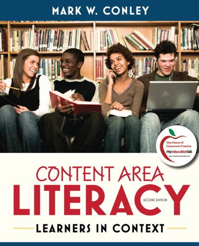 9780133018066: Content Area Literacy: Learners in Context Plus MyEducationLab with Pearson eText -- Access Card Package (2nd Edition)