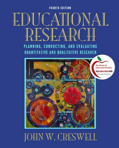 9780133018080: Educational Research: Planning, Conducting, and Evaluating Quantitative and Qualitative Research Plus Myeducationlab with Pearson Etext -- A