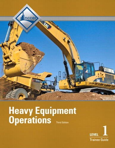 9780133021073: New NCCERconnect with Pearson Etext -- Trainee Access Card -- for Heavy Equipment Operations Level 1