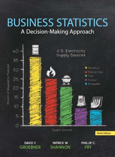 9780133021844: Business Statistics (9th Edition)