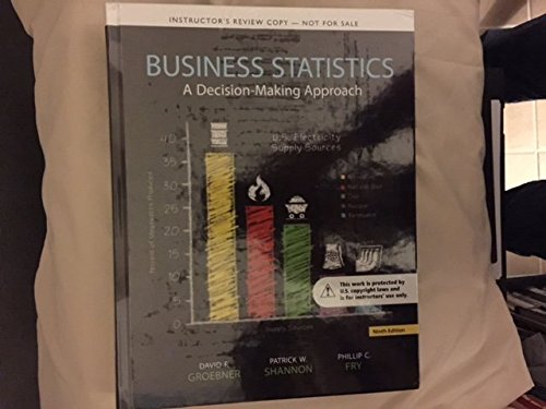 9780133022421: Business Statistics: A Decision-making Approach