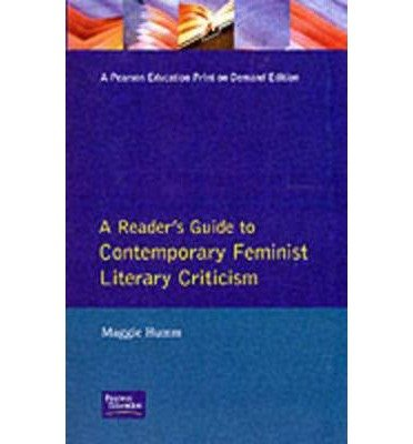 9780133023329: A Reader's Guide to Contemporary Feminist Literary Criticism