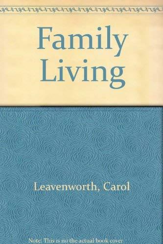 9780133024067: Family Living