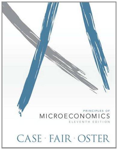 9780133024166: Principles of Microeconomics (11th Edition)