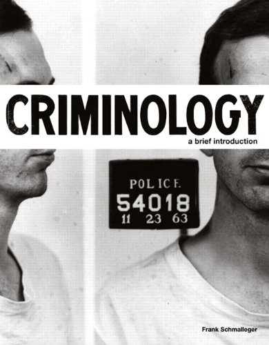 9780133024371: Criminology: A Brief Introduction Plus NEW MyCJLab with Pearson eText -- Access Card Package