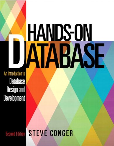 9780133024418: Hands-On Database (2nd Edition)