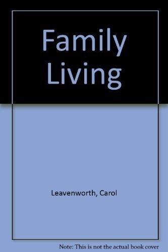 9780133024494: Family Living