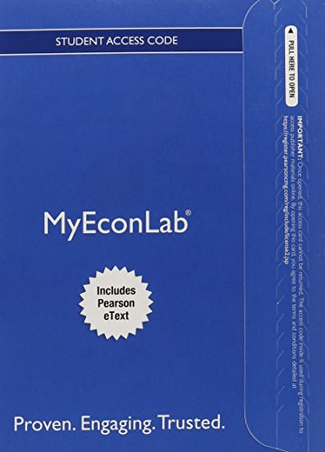 9780133025316: NEW MyEconLab with Pearson eText -- Access Card -- for Macroeconomics