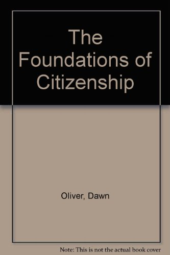 9780133027389: The Foundations of Citizenship
