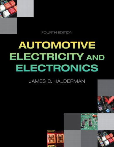 9780133027747: Automotive Electricity and Electronics (4th Edition) (Automotive Systems Books)