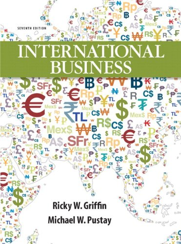 9780133029888: International Business Plus NEW MyManagementLab with Pearson eText -- Access Card Package (7th Edition)