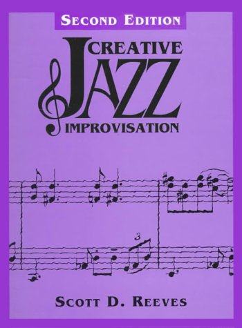9780133032802: Creative Jazz Improvisation