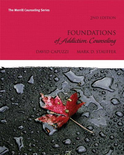 9780133033533: Foundations of Addiction Counseling Plus MyCounselingLab with Pearson eText -- Access Card Package (2nd Edition)