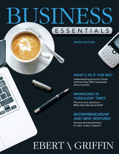 9780133034028: Business Essentials Plus NEW MyBizLab with Pearson eText -- Access Card Package (9th Edition)