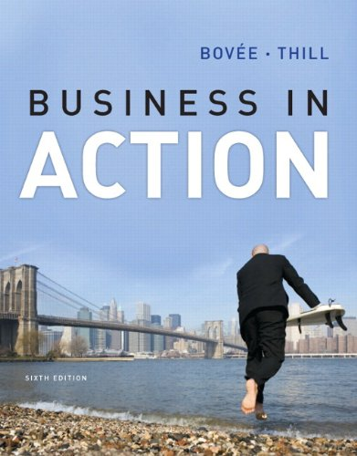 9780133034042: Business in Action Plus New Mybizlab with Pearson Etext -- Access Card Package