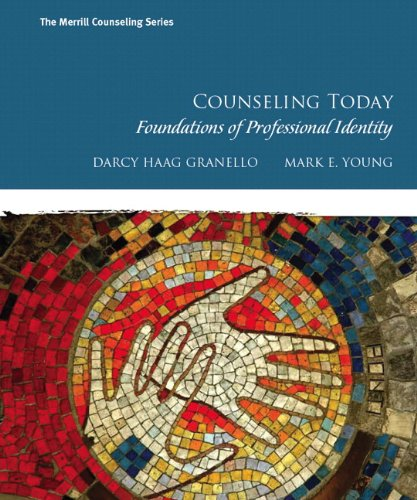 9780133034301: Counseling Today: Foundations of Professional Identity Plus MyCounselingLab with Pearson eText - Access Card Package (Merrill Counseling)