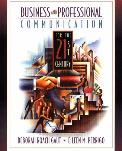 9780133035797: Business and Professional Communication for the 21st Century