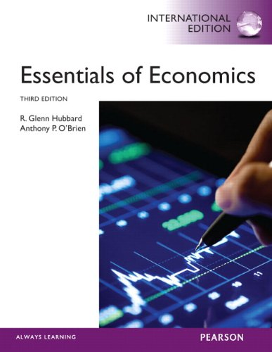 9780133035865: Essentials of Economics