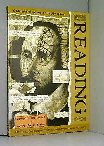 9780133037104: Reading: Teacher's Book (English for Academic Study)