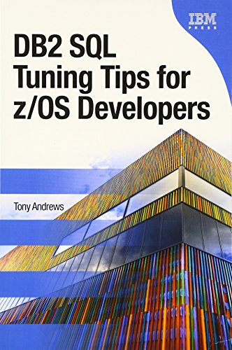 9780133038460: DB2 SQL Tuning Tips for Z/OS Developers