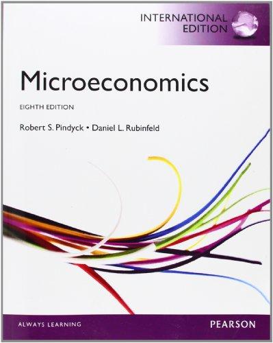 9780133041705: Microeconomics:International Edition
