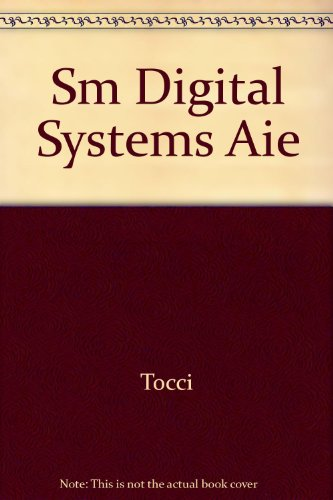 9780133042627: Sm Digital Systems Aie