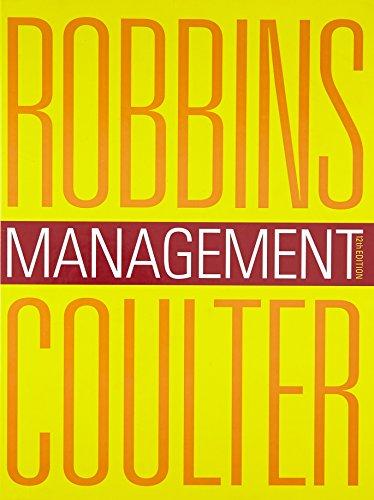 9780133043600: Management (12th Edition)
