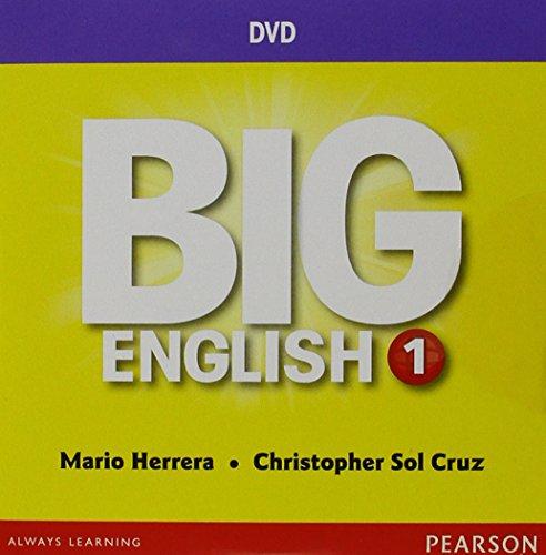 9780133044850: Big English 1 DVD