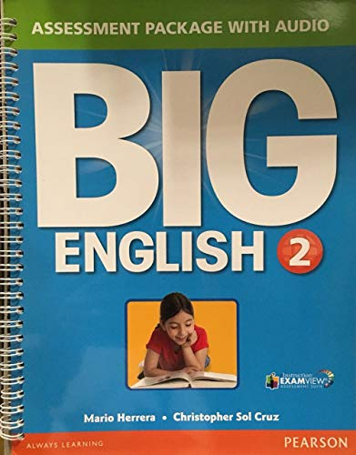 9780133044904: Big English 2 Assessment Book with ExamView